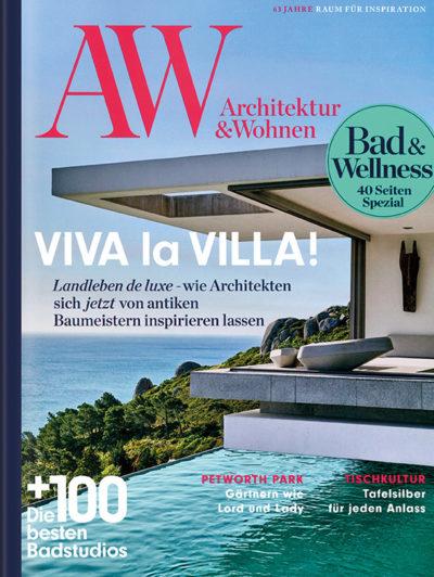 AW Architektur & Wohnen im Lesezirkel mieten statt kaufen