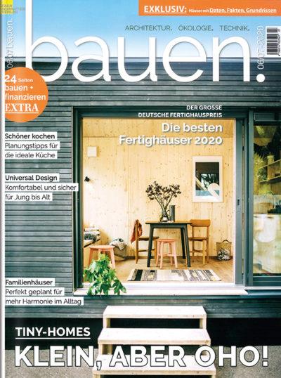 bauen Magazin im Lesezirkel mieten statt kaufen