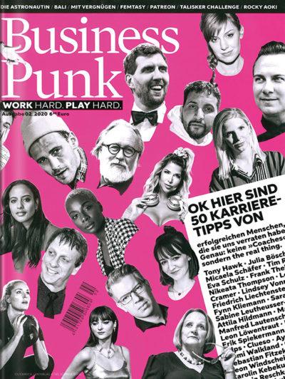 Business Punk im Lesezirkel mieten statt kaufen