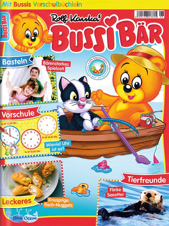 Bussi Bär im Lesezirkel mieten statt kaufen