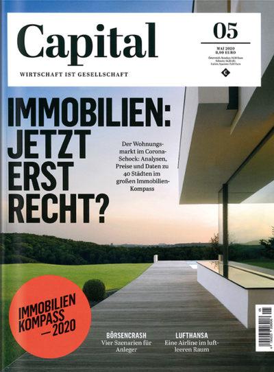 Capital im Lesezirkel mieten statt kaufen