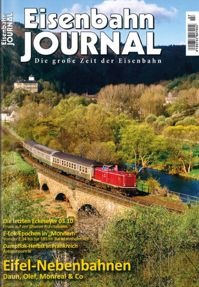 Eisenbahn Journal im Lesezirkel mieten statt kaufen