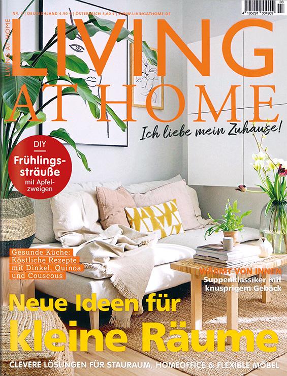 Living at Home im Lesezirkel mieten statt kaufen