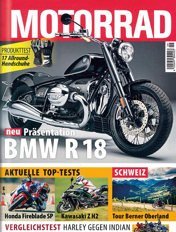 Motorrad im Lesezirkel mieten statt kaufen