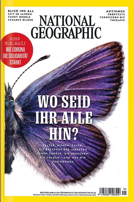 National Geographic im Lesezirkel mieten statt kaufen
