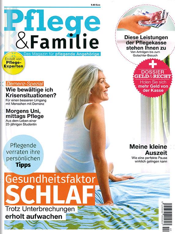 Pflege & Familie im Lesezirkel Zeitspiegel mieten statt kaufen