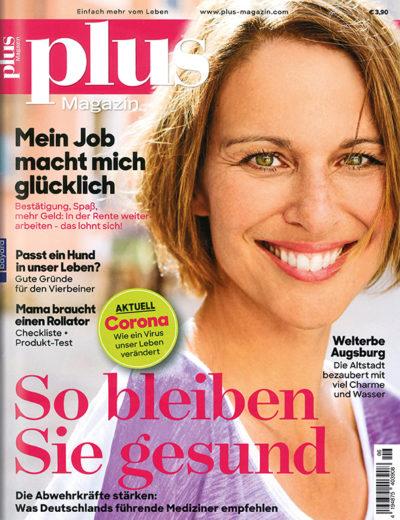 plus Magazin im Lesezirkel mieten statt kaufen