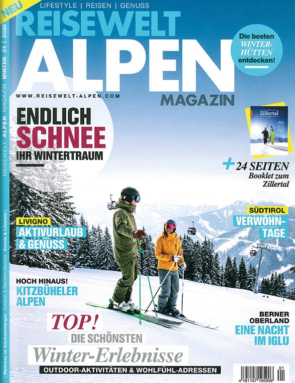 Reisewelt Alpen im Lesezirkel mieten statt kaufen