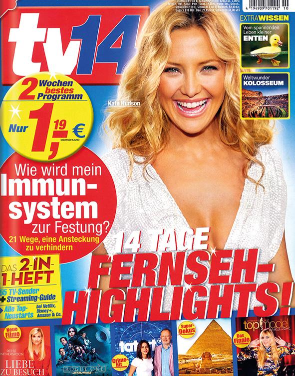 tv14 im Lesezirkel kaufen