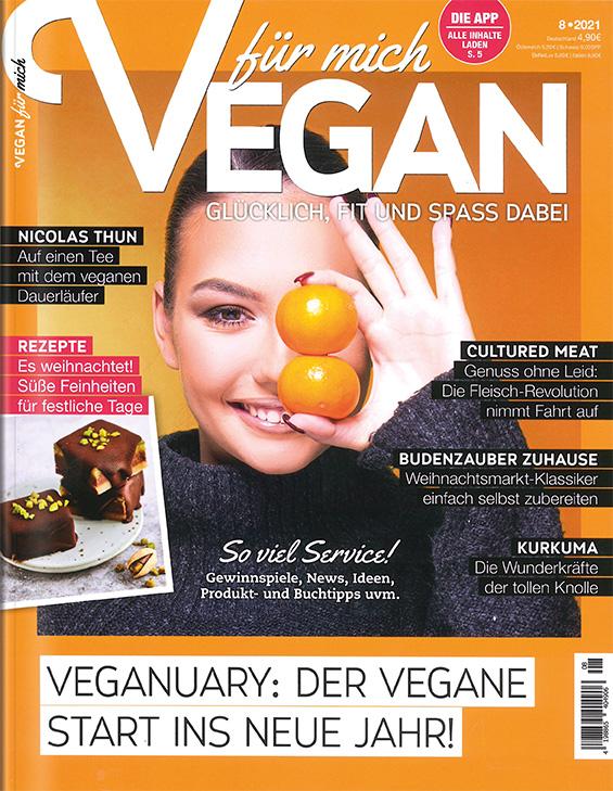 Vegan für mich im Lesezirkel mieten statt kaufen